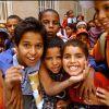 Niños saharauis en Logroño, campaña 'Vacaciones en Paz'