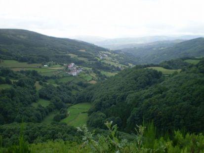 Camino de Santiago- Asturias