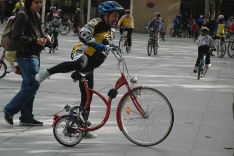 ciclista singular