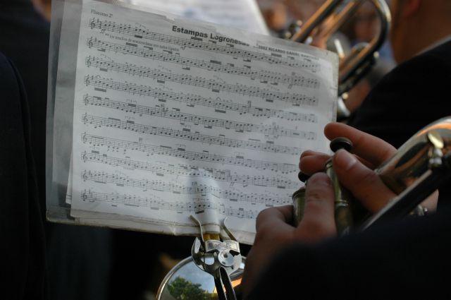 La partitura