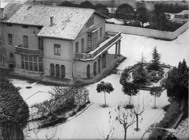 Antiguo colegio de los Escolapios en  la calle Santa Isabel