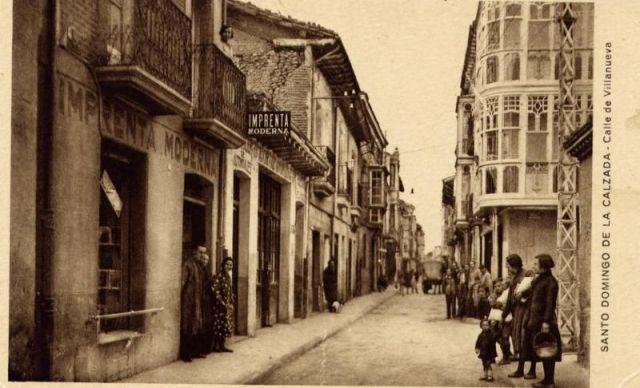 La imprenta moderna de la calle miguel villanueva en santo domingo fotos de fotos antiguas - El escondite calle villanueva ...