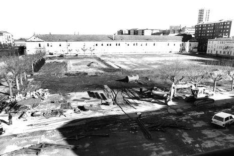 Adiós al viejo cuartel de Artillería de Logroño