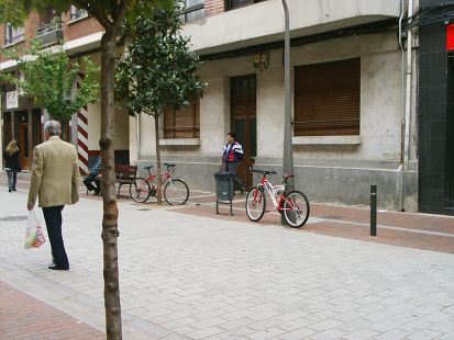 Bicicletas molestas