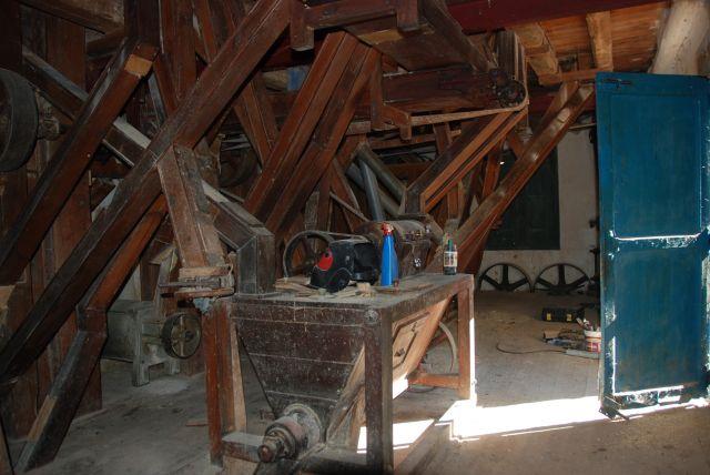 Fabrica de Harinas de Madera