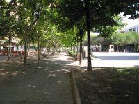 Una plaza olvidada en Logroño