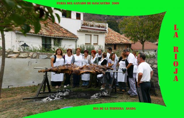 Feria del Ganado en Ojacastro