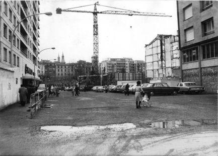 Avenida de La Rioja, una calle en construcción