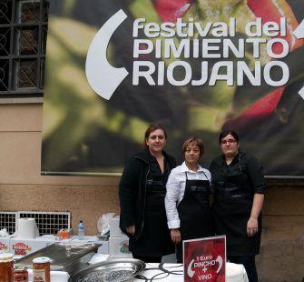 Festival del pimiento Riojano