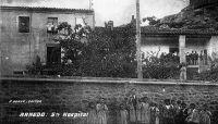 El desaparecido Hospital de Arnedo, a principios del siglo XX