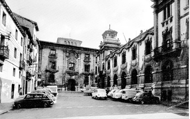Plaza de San Agustín, quién te ha visto