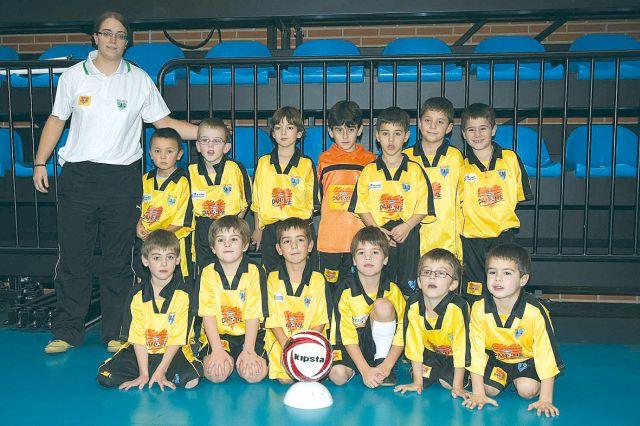 Escuela Danone-Gerardo García