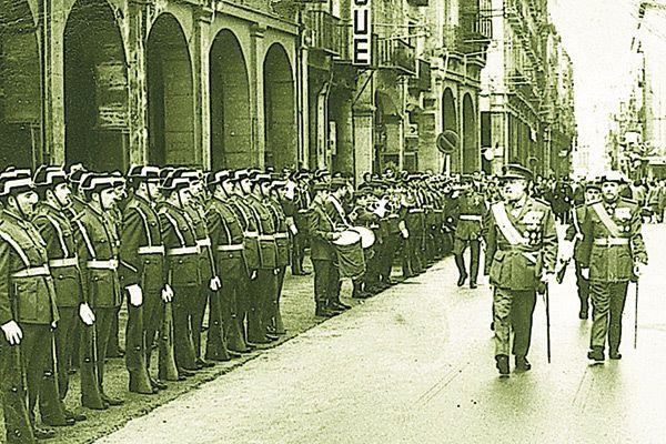 Festividad del Pilar 1968
