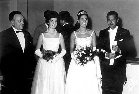 Fiesta de la Vendimia de 1961