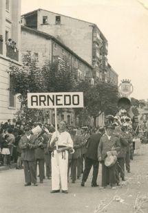 Arnedo, en la Fiesta de la Vendimia