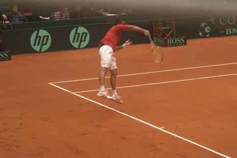 Copa Davis en Logroño