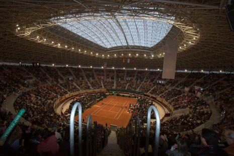 Vista Copa Davis