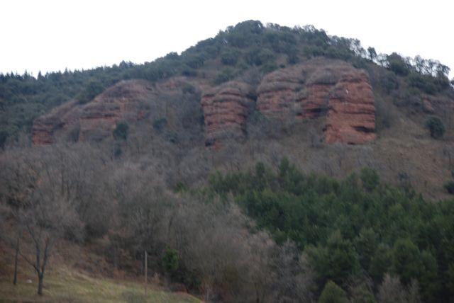 Peñas de Suso-San MIllan de la Cogolla