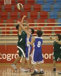 Baloncesto en los Juegos Deportivos