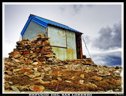 Otra Vista del Refugio Del San Lorenzo