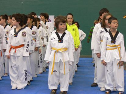 Taekwondo, Final Pumse 17/04/2010