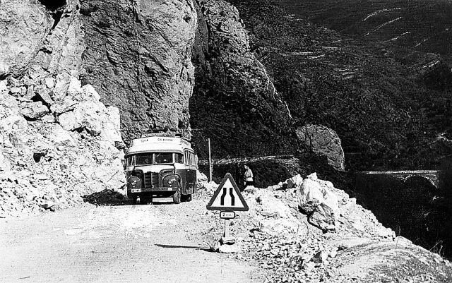 Aventura en el autob�s a Arnedillo