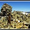 Curiosas estructuras pico Zorraquin
