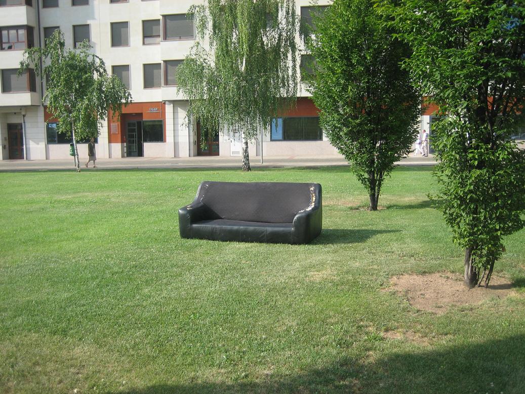 Nuevo Mobiliario Urbano Fotos De Fotodenuncias