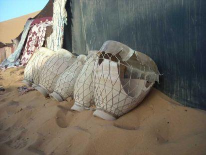 Los tambores del desierto