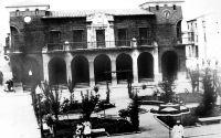 Antiguos jardines del Ayuntamiento