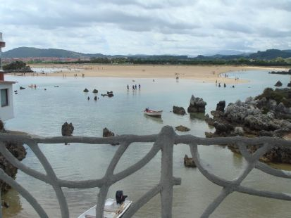 Playa de Isla