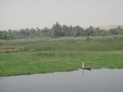 Paseo por El Nilo
