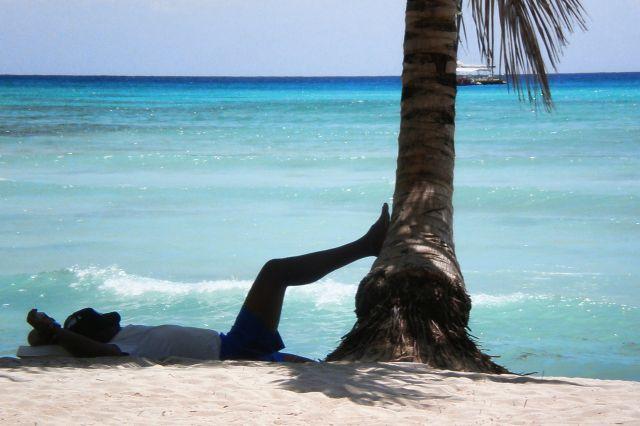 Relajación en la República Dominicana