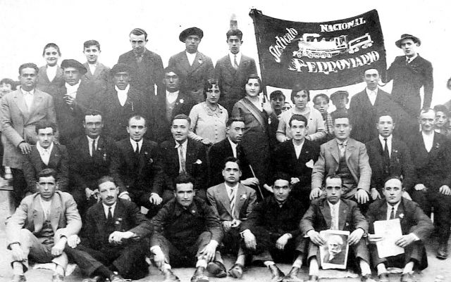 Reuni n del sindicato de ferroviarios fotos de fotos for Oficina de empleo calahorra