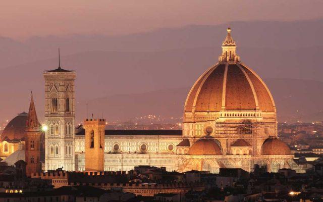 Florencia muestra su belleza con Il Duomo