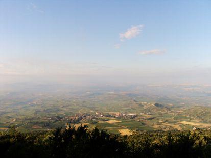 Vistas de la Rioja y Álava