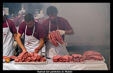 Festival del salchichón - Matute