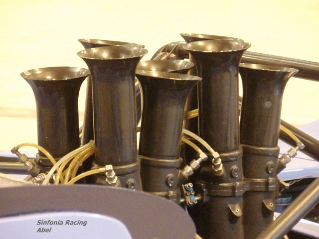 Trompetas racing