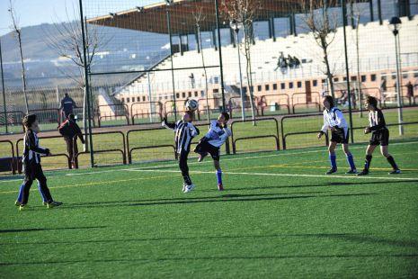 Haro Sport Club B-Valvanera