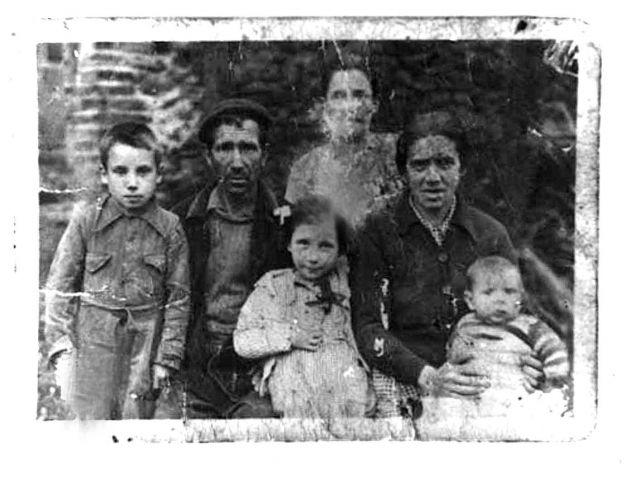 La familia Villanueva de Santurdejo