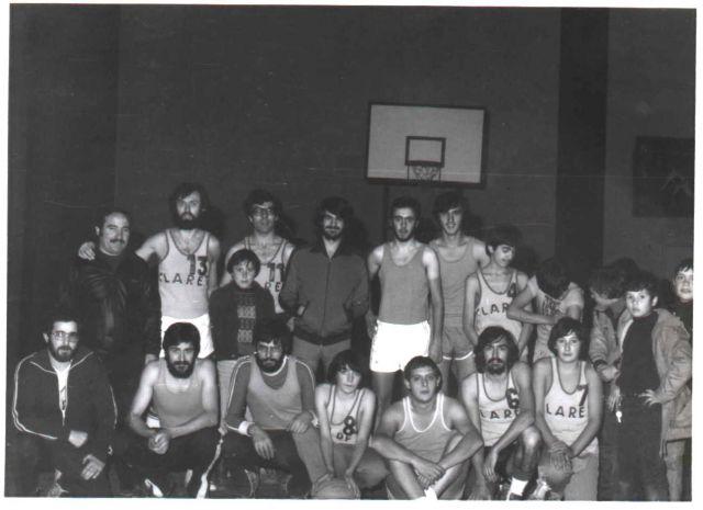 Equipo de baloncesto de Ciudad Redonda 1981