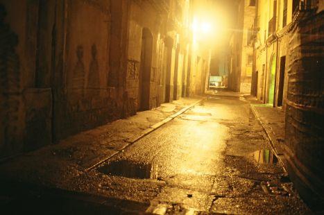 Calles vacías
