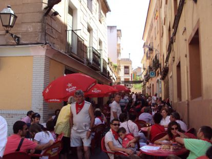 Fiesta en Alfaro