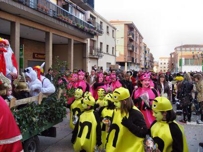 Carnaval 2011 en Albelda de Iregua