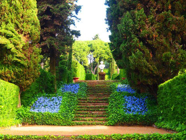 Jardin de lujo fotos de ocio for Ocio y jardin