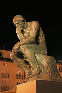 Rodin en Logroño 1