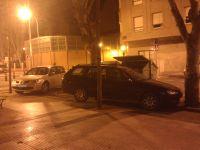 ¿Alguno más quiere aparcar?