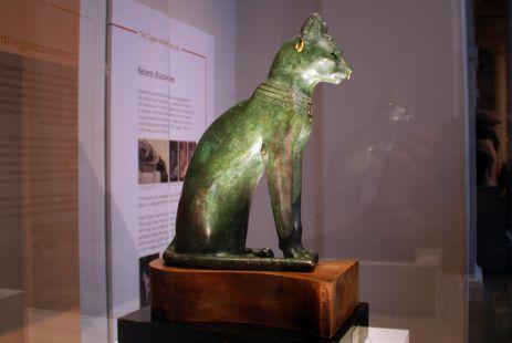 El gato - Gayer-Anderson