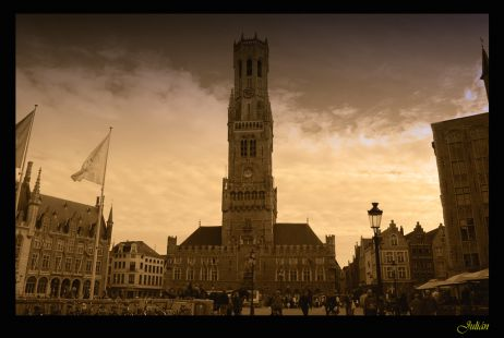 La Bellísima Ciudad de Brujas