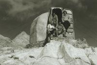 Montañeros en el verano del 75